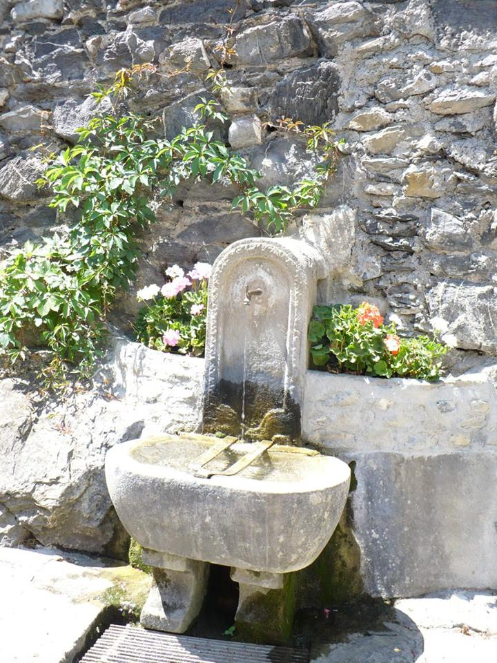 Fontaine du four