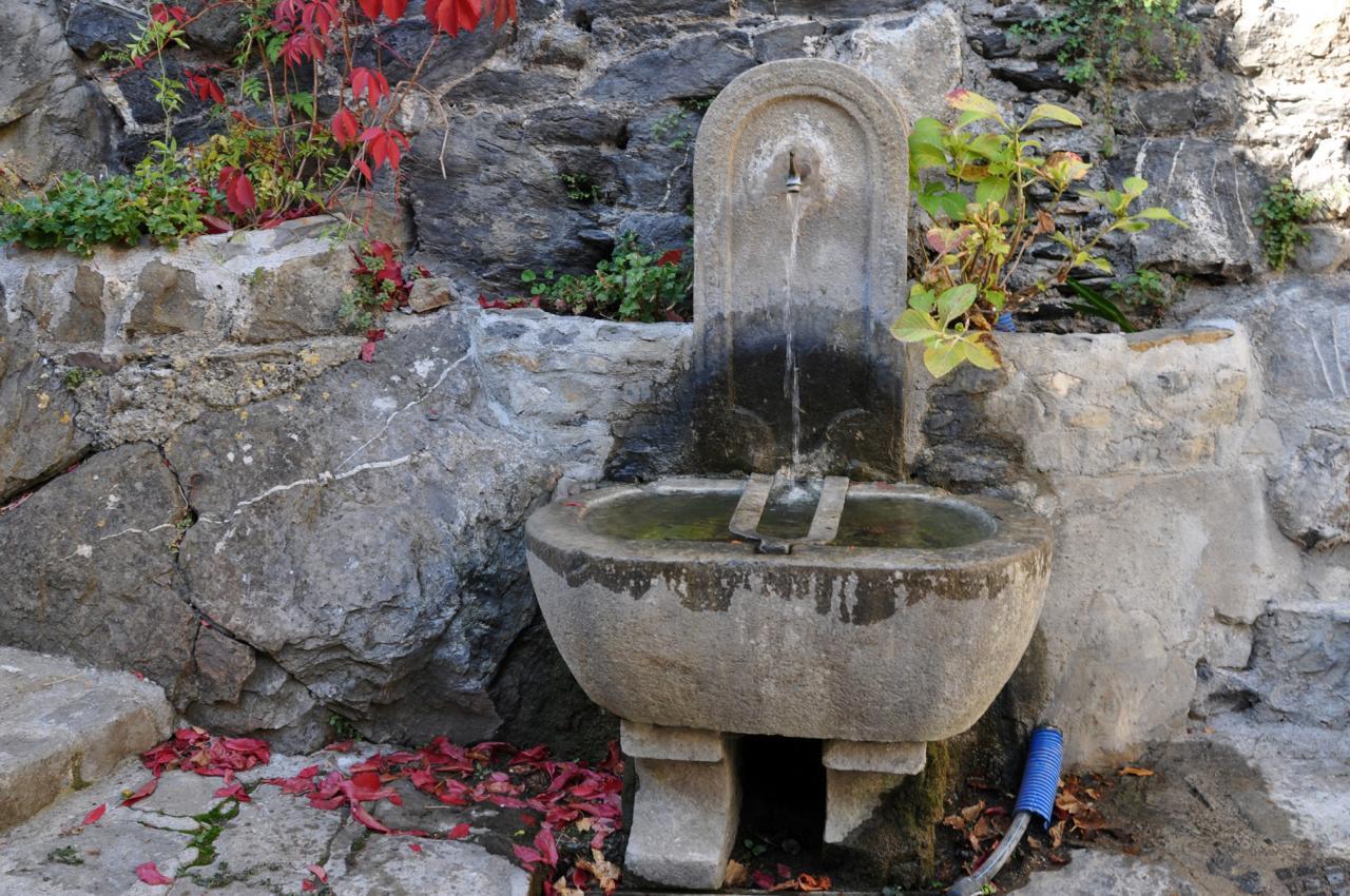 La fontaine du Four à pain