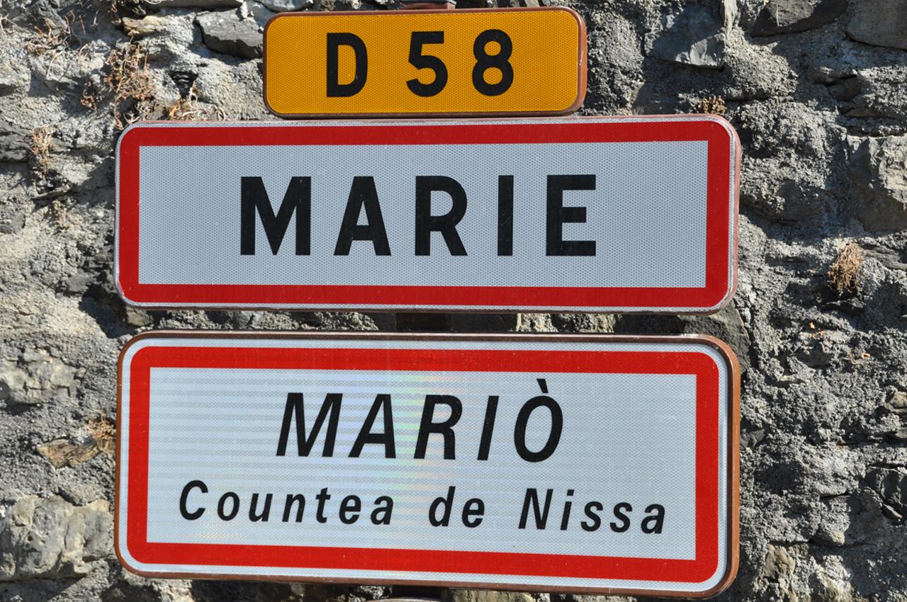 Visite de MARIE