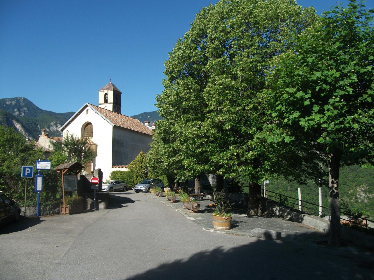 L'église Saint Pons
