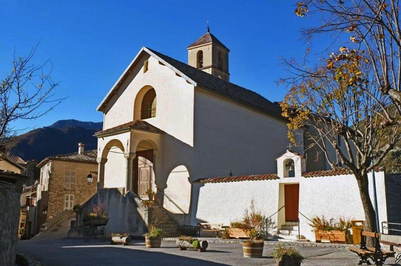L'église Saint-Pons