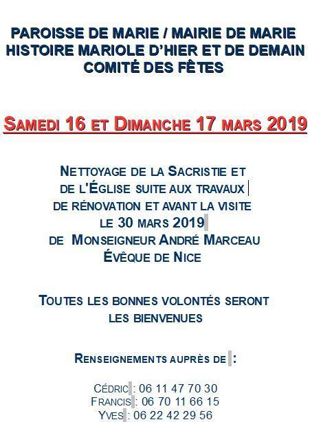 19 03 16 nettoyage saint pons 1