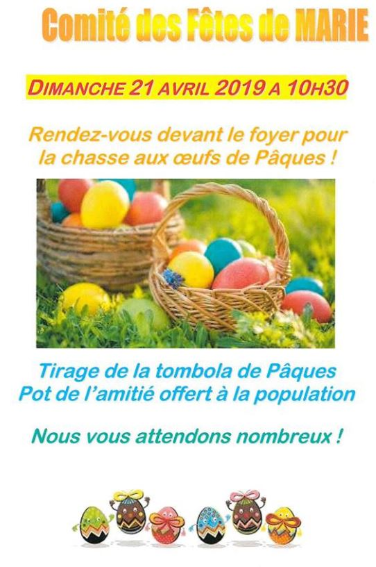 19 04 21 chasse aux oeufs