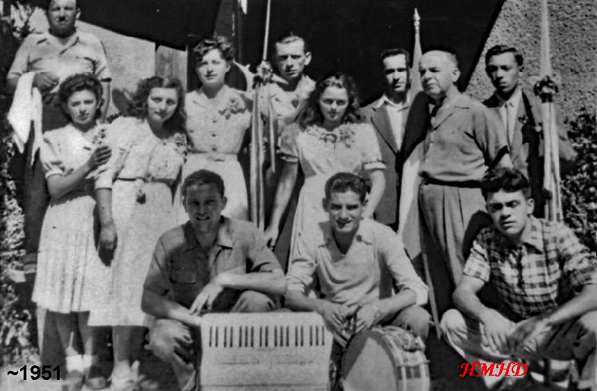 1951 comite c