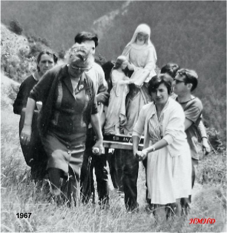 1967 procession