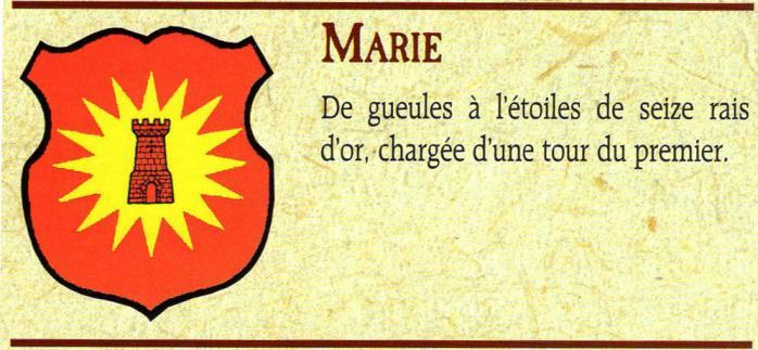 Armorial marie001
