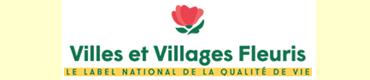 Bandeau villes et villages fleuris