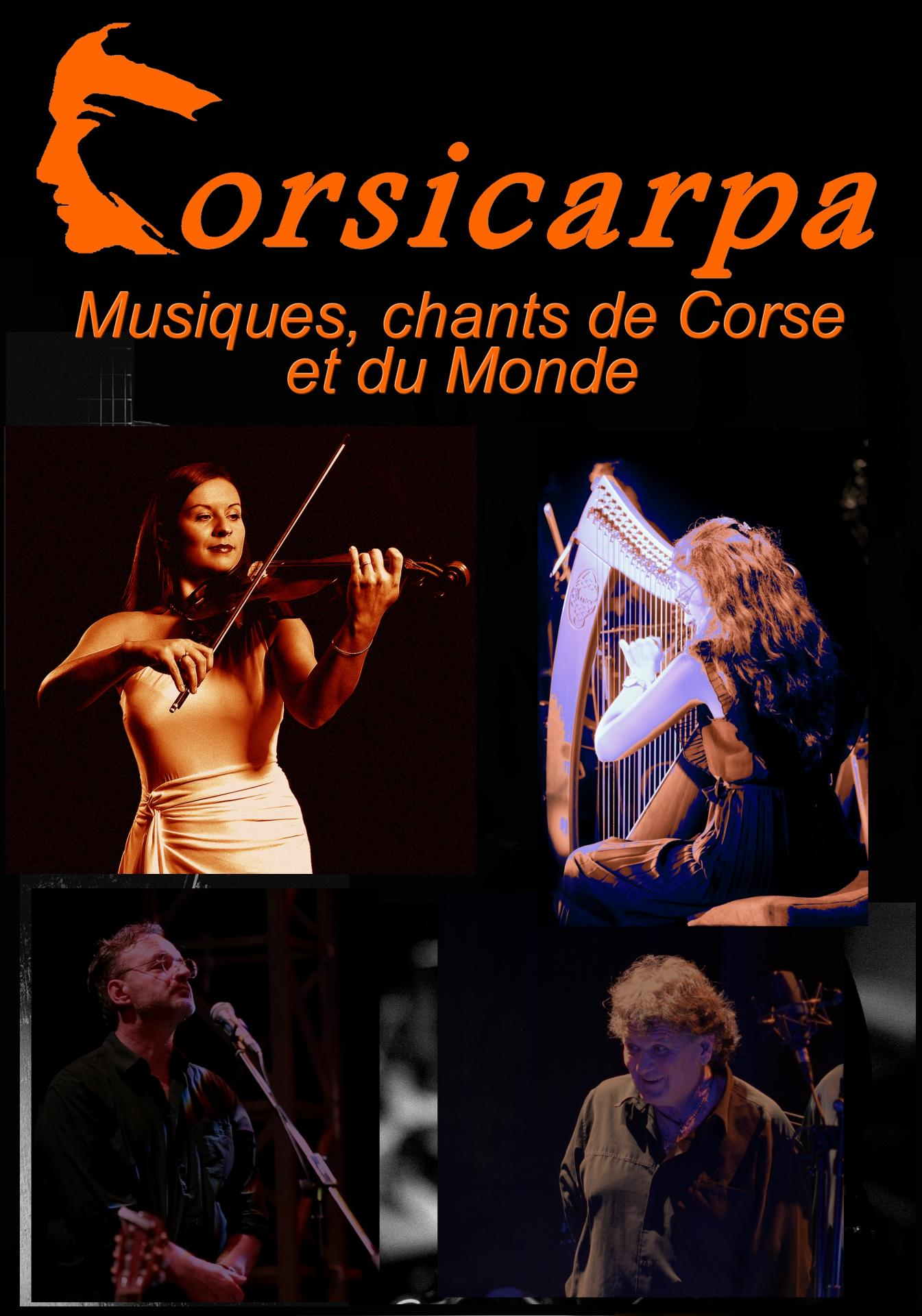 Corsicarpa affiche 2021