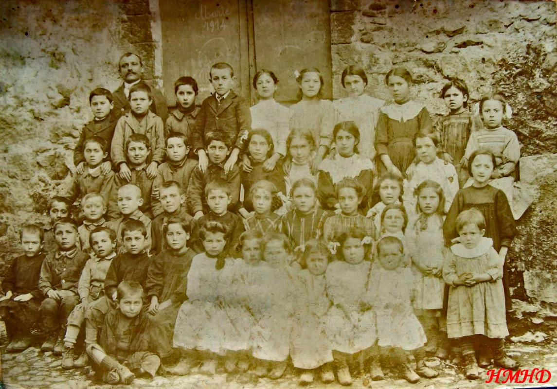 Ecole 1914 retouchee