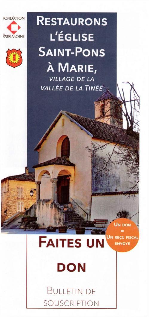 Flyer fondation du patrimoine p1