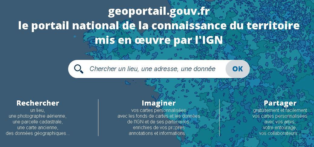 Geoportail 2