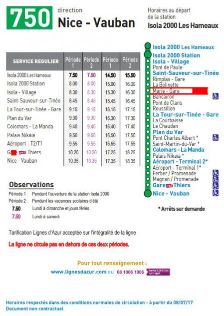 Ligne 750 4