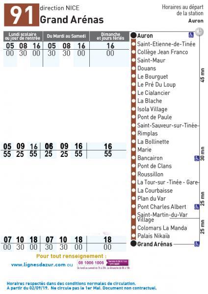 Lignes d azur 91 grand arenas 1
