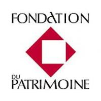 Logo fondation du patrimoine 1