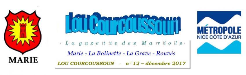 Lou courcoussoun n 12