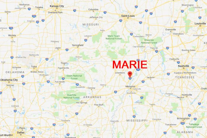 Marie arkansas google