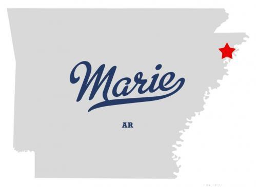 Marie arkansas logo